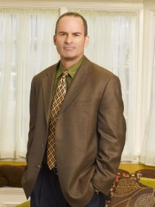 "Mark Derwin is George Juergens in ABCFamily's ""The Secret Life of the American Teenager"""