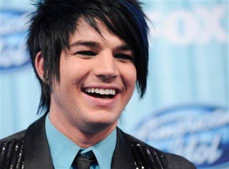 Adam Lambert, American Idol Contestant