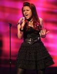Allison Iraheta, American Idol Contestant