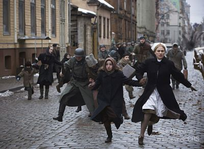 Oscar-winner Anna Paquin as Irena Sendler who saved 2,500 Jewish children from the Nazi's