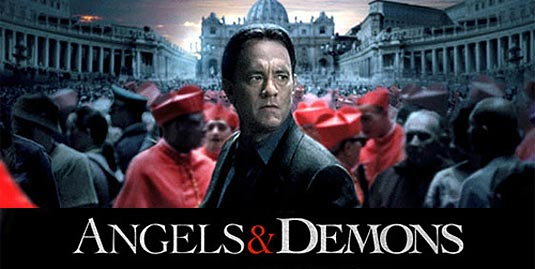 Angels Demons Halos And Pitchforks Clash In The Sequel To The Da
