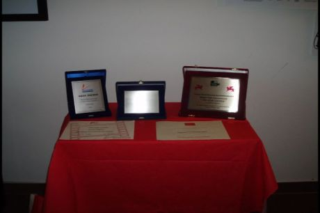 The awards