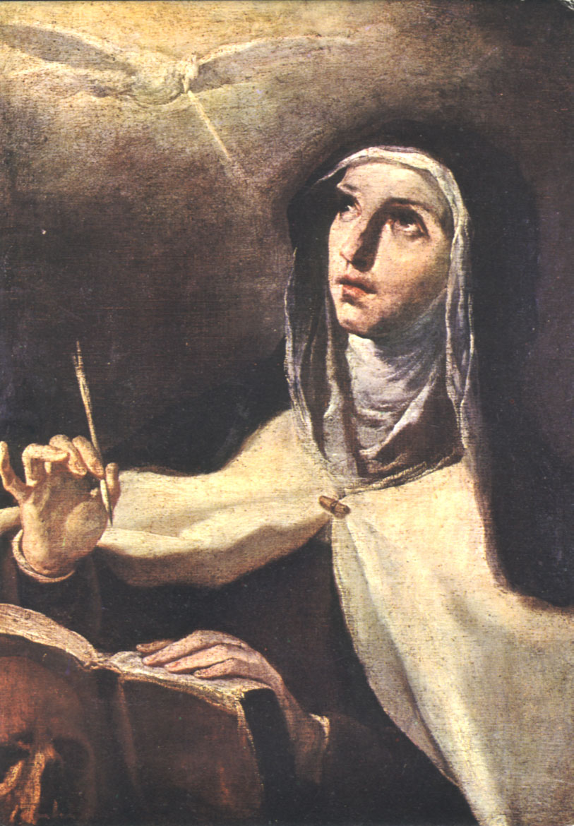 St. Teresa of Avila by Girgio Papasogli, Alba House, 1973
