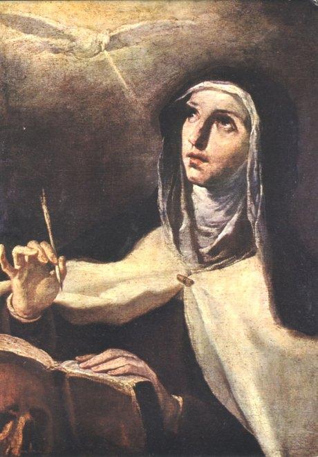 St. Teresa of Avila by Girgio Papasogli, Alba House, 1973
