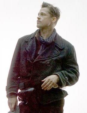 """Brad Pitt in """"Inglorious Basterds"""""""