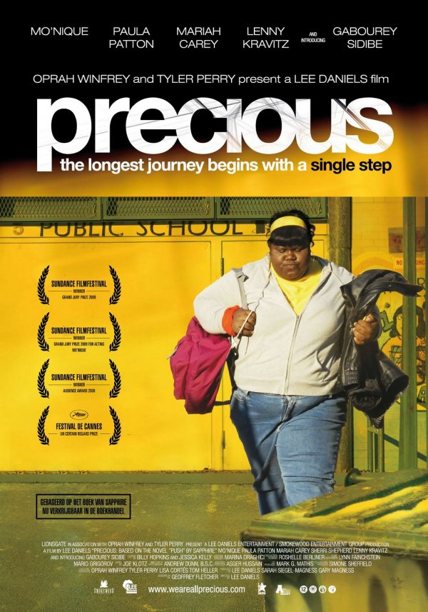 precious  based on the novel  u201cpush u201d by sapphire and the