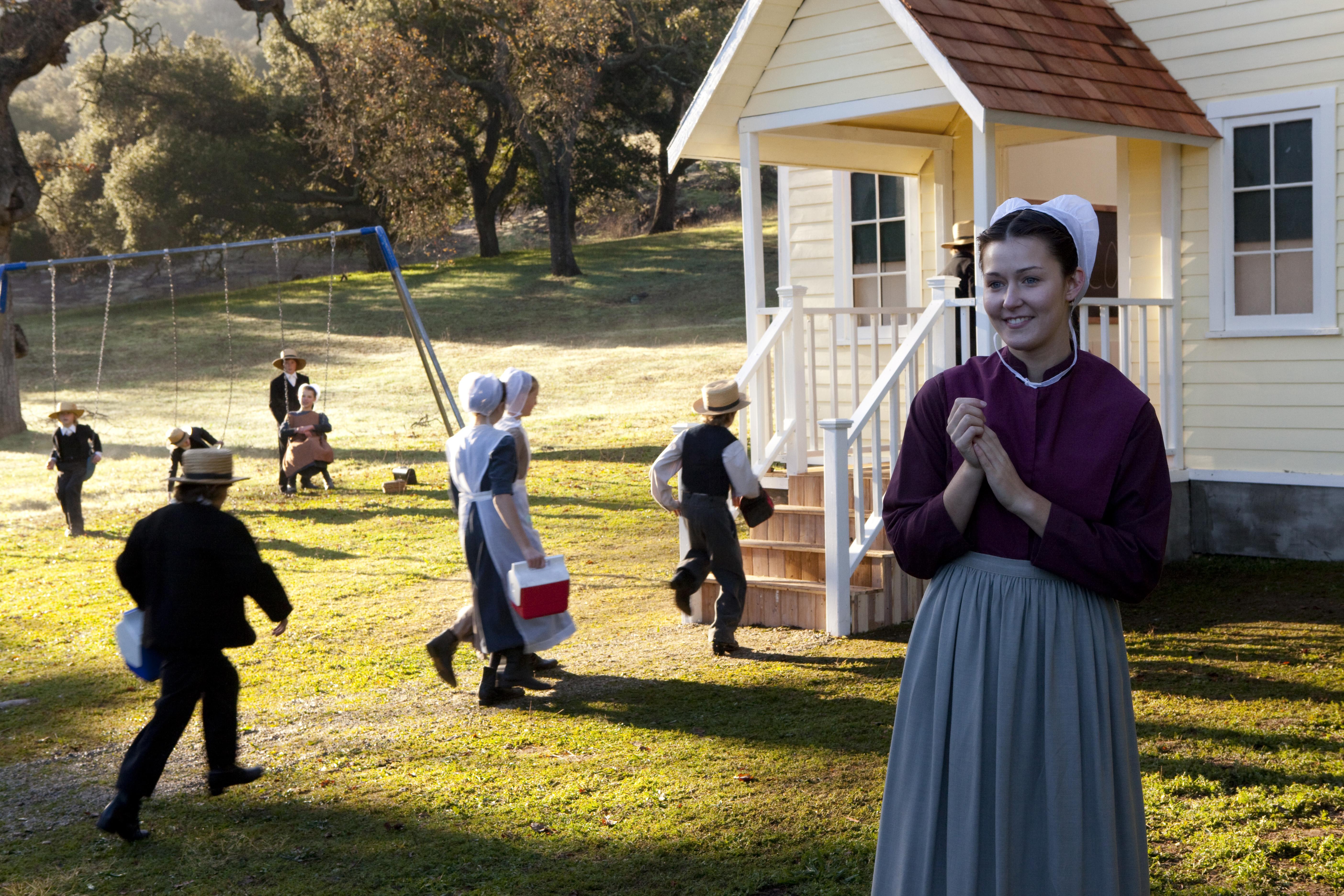 Will Amish Vote For Trump?