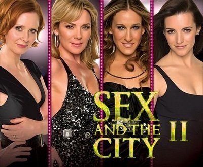 The Girls city from sex and