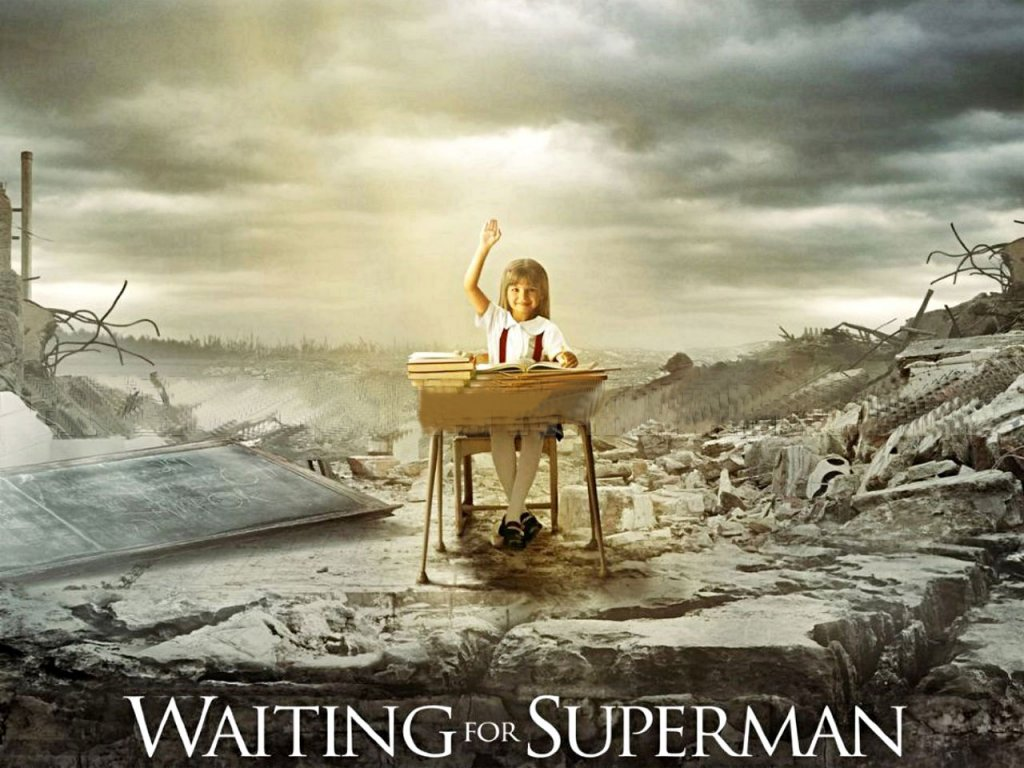 Waiting for superman an analysis of